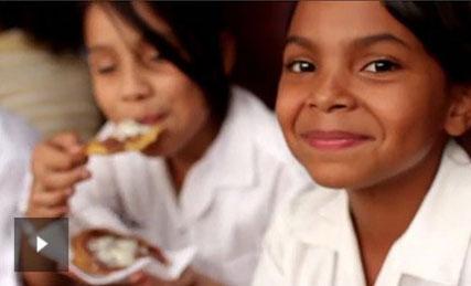 FEED ET CLARINS, projet au Honduras