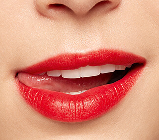 Lips Red - 4