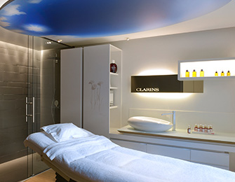 Clarins Spa expertise