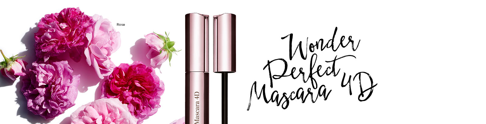 Volume, Length, Curl, Definition: Our new 4D mascara has arrived!