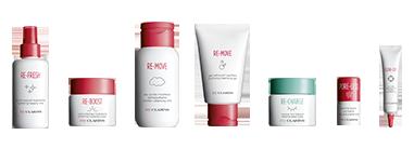 Nutrient-packed formulas for healthy-looking skin.
