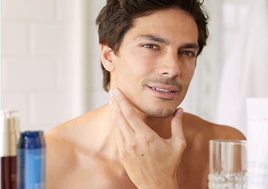 Consultas para el cuidado de la piel para hombres