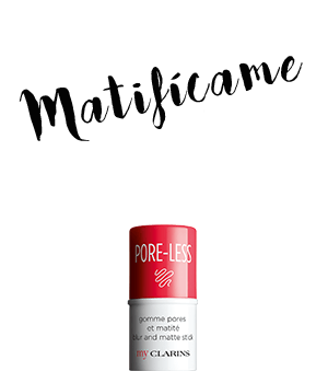 PORE-LESS blur and matte stick