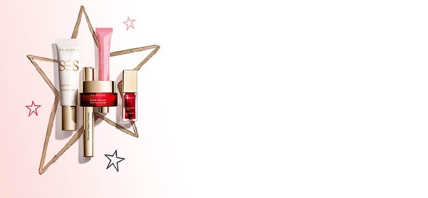 彩妆明星产品