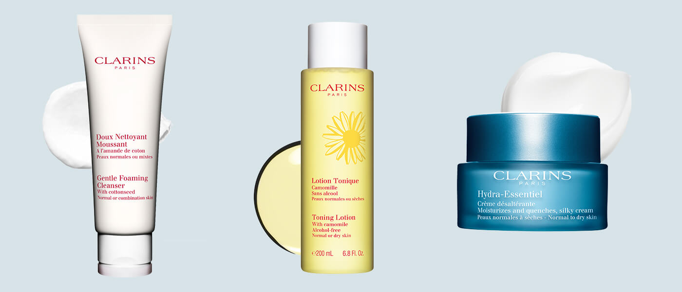 An Easy Guide to the Best Skin Care Routine for Normal Skin - Products for Normal Skin Types