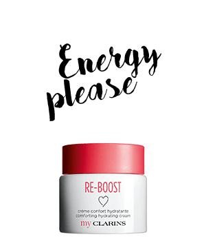 RE-BOOST crème confort hydratante