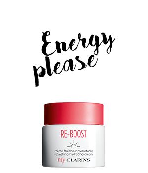 RE-BOOST crème fraîcheur hydratante