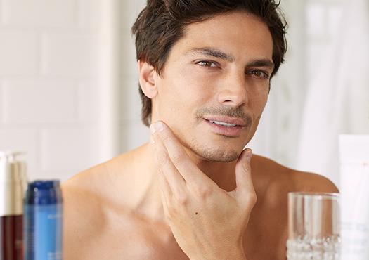 男士护肤咨询