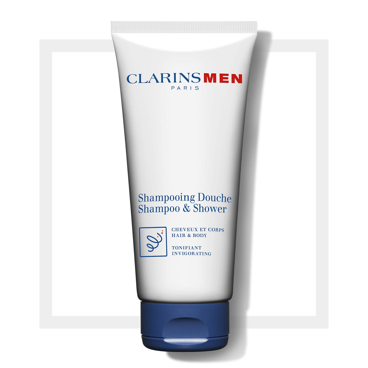 Best Men S Shampoo Body Shower Gel Clarins