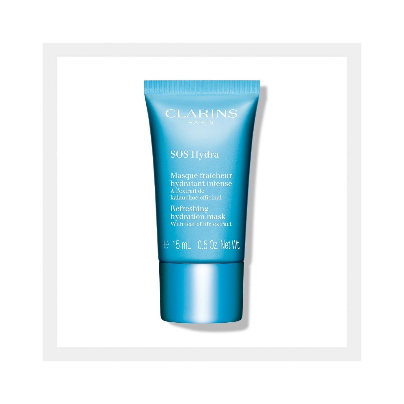 clarins face mask
