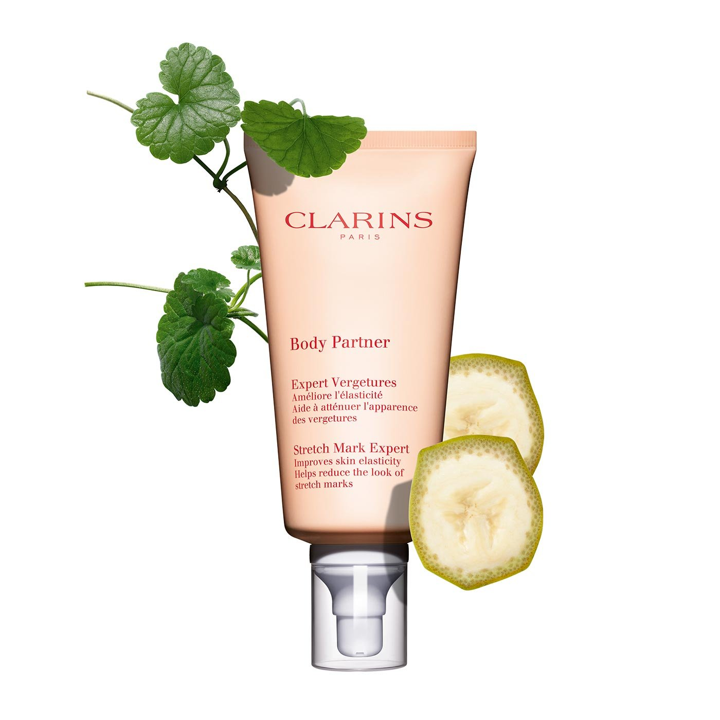 Gentle Plant Based Stretch Mark Cream Clarins Clarins