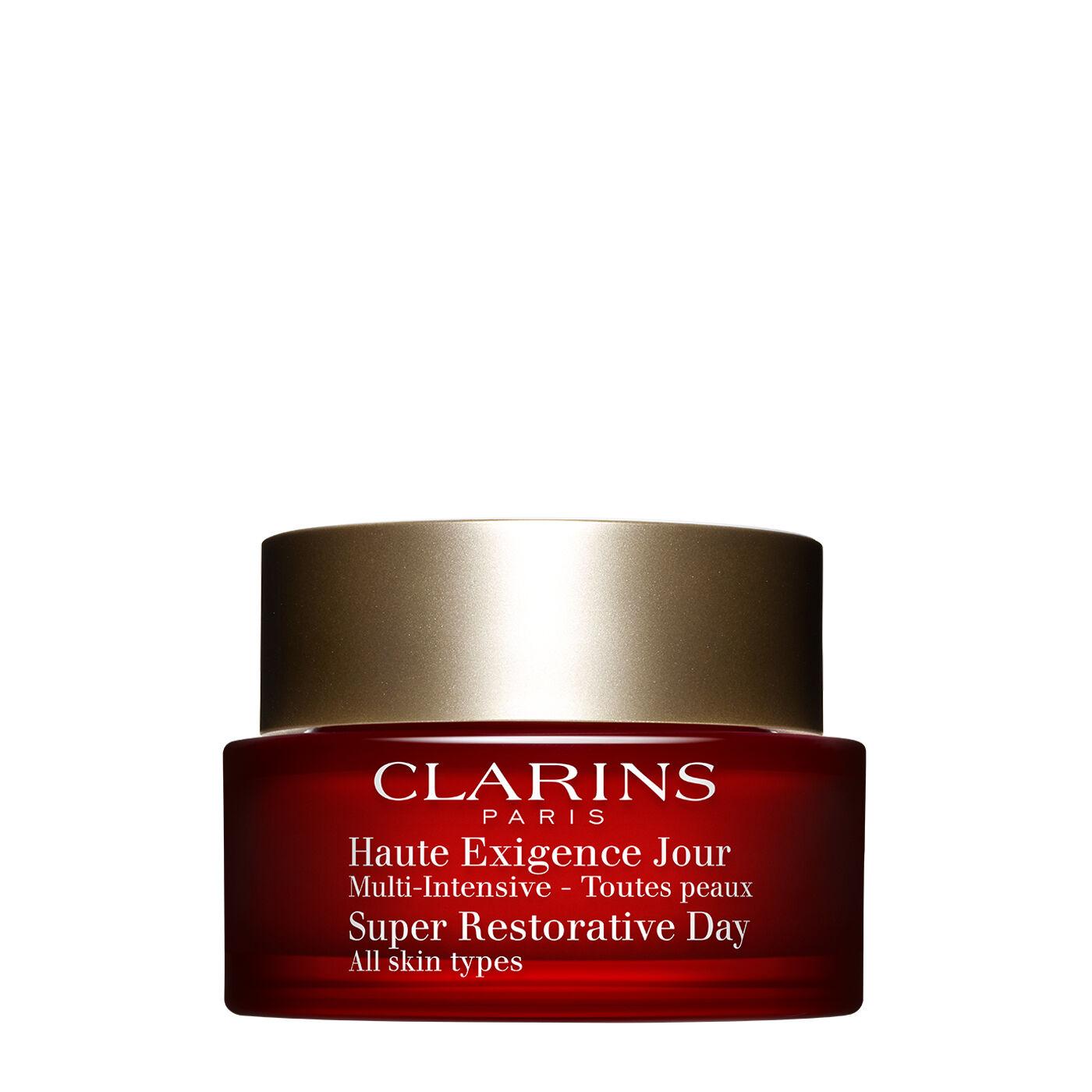 clarins face cream
