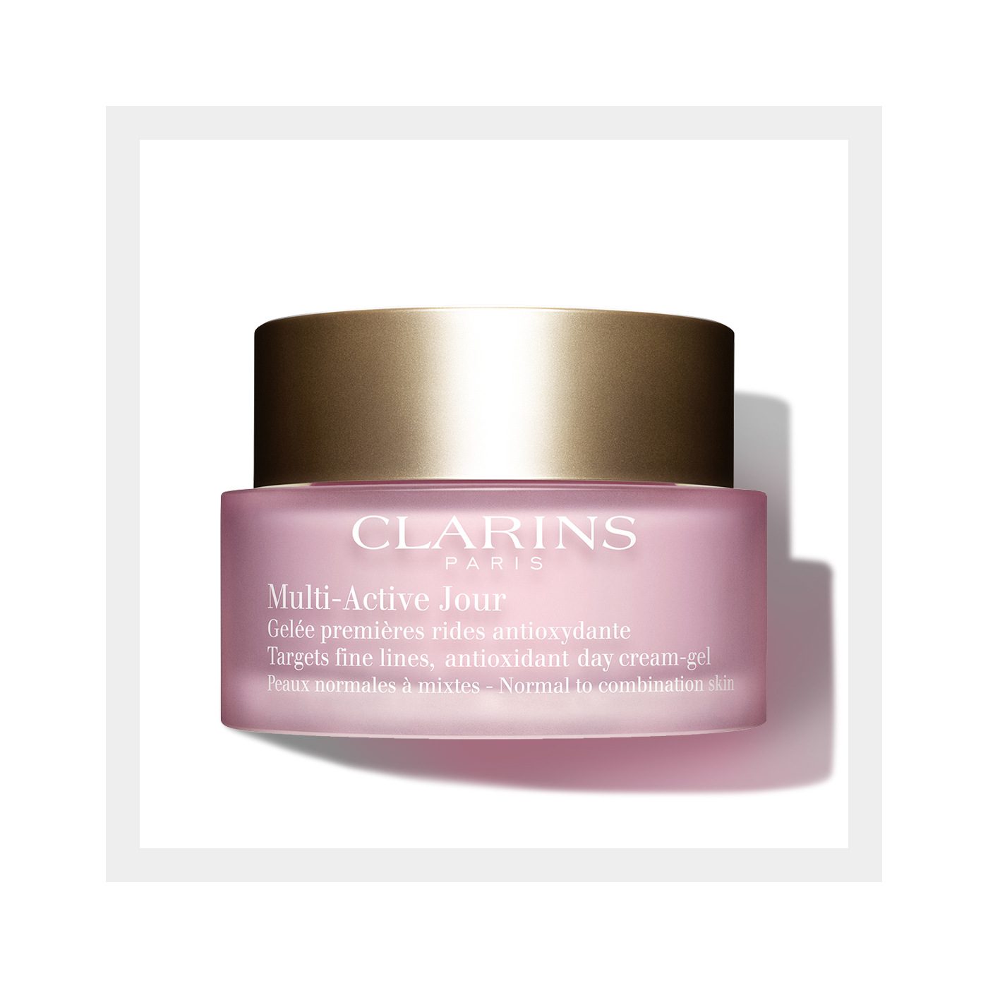 clarins products for combination skin