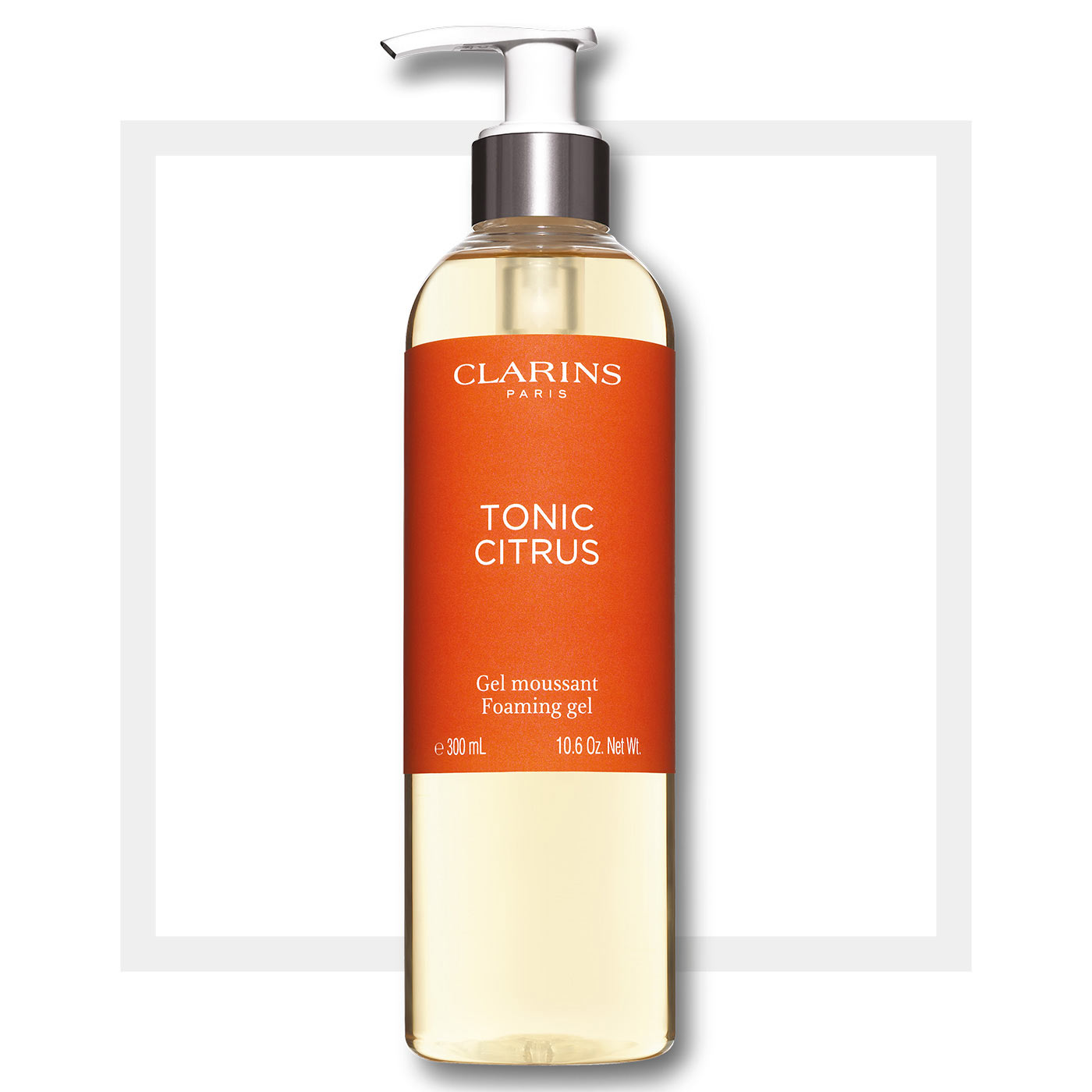 clarins tonic water