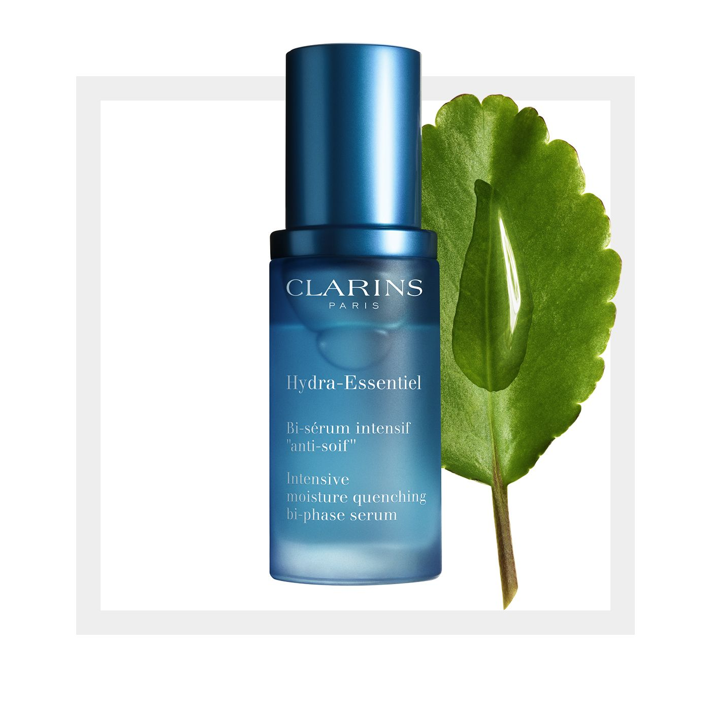 Hydra-Essentiel Bi-phase Serum by Clarins #5