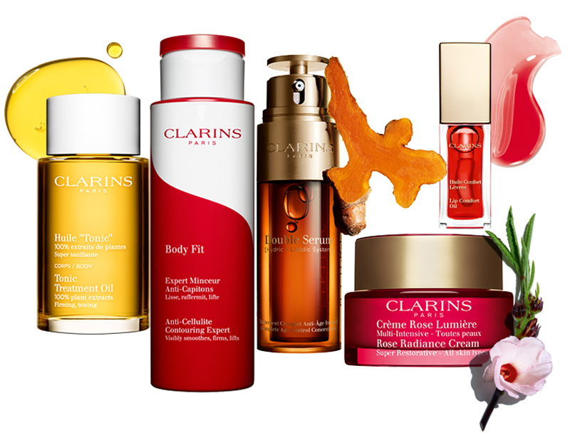 Clarins Friends & Family