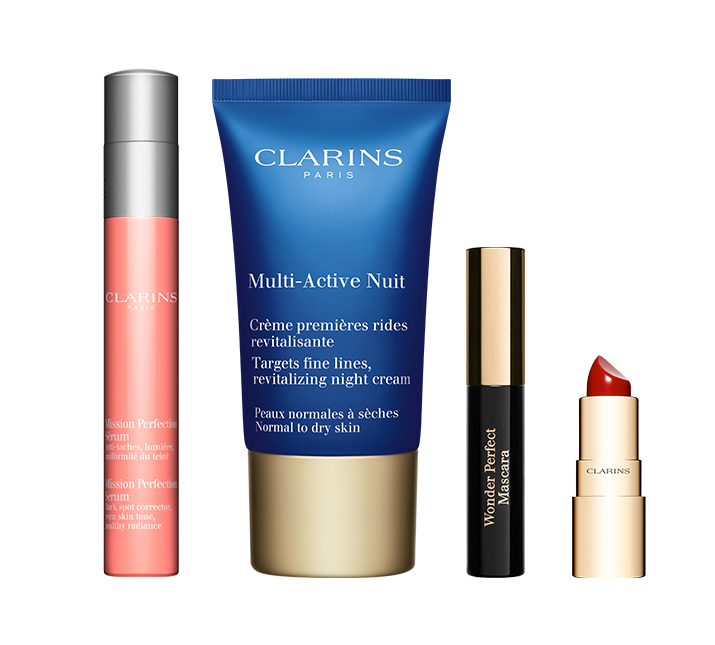 Exclusive Glam Beauty & Skincare Routine Gift