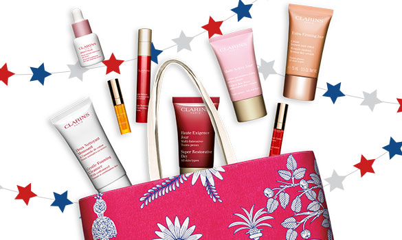 July 4th Beauty Blast! - Build your own gift
