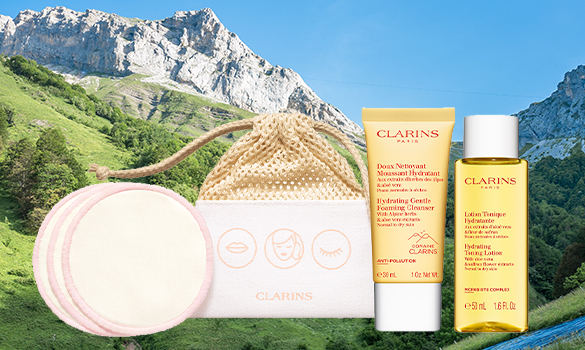 Clarins Loves Nature - Your free gift