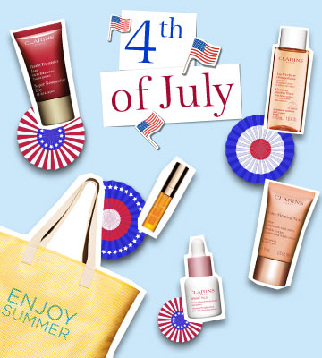 Happy 4th of July! - Build your own gift